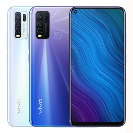 vivo Y50 (8GB/128GB) 6.53吋八核大電量智慧型手機珍珠白
