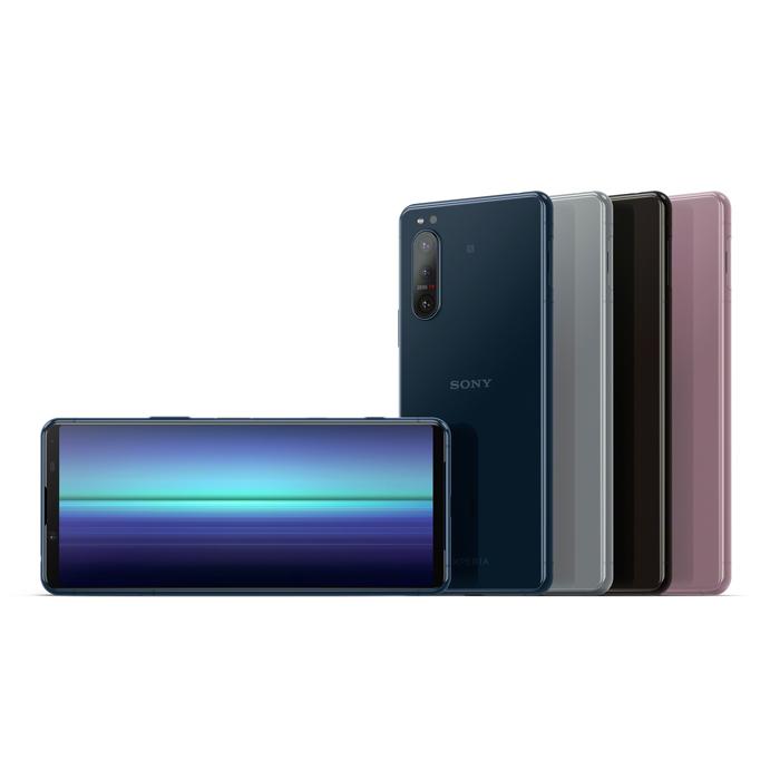 【專業三軸穩定器組】SONY Xperia 5 II 5G (8G/256G) 6.1吋三鏡頭智慧手機療癒黑