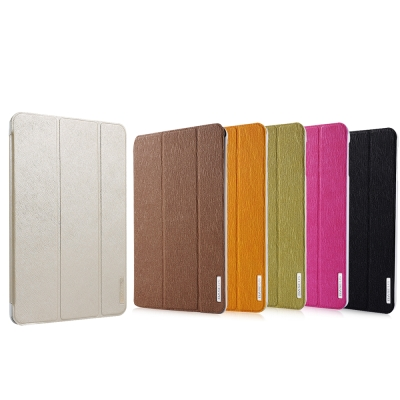 【BASEUS】柔美系列 iPad mini 1/2/3 側掀皮套