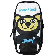【Mini Beanie】JEFFY 可愛萬用收納袋 +【Homade】蠟筆造型觸控筆 手寫筆 ipad / iphone 隨機出貨