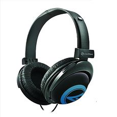 【活動】CLiPtec Big Head BMH719 頭戴式耳機 +ARMBAND運動休閒收納臂套(大) 5.5吋-紅黑色