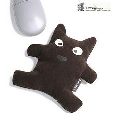 ~DonDon~狗~滑鼠護手腕墊  ~ 卡通人物~超細纖維手機擦拭袋