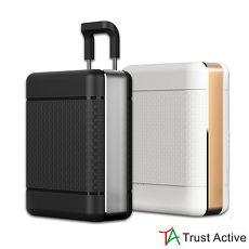 Starking Trust Active 10250mAh 行李箱造型行動電源黑色