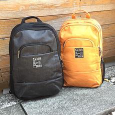 Obien優活時尚後背包可放15.6吋筆電 (送價值650元觸控筆一支)