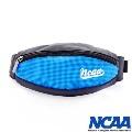 NCAA 馬卡龍隨身小腰包 運動格紋小腰包_藍色
