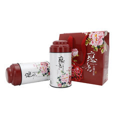 【鑫龍源】台灣杉林溪牡丹高山烏龍茶禮盒2罐組(150g/罐)-共300g