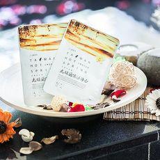 【JM就是美】台灣溫泉面膜-虎頭蘭保濕淨白 (五片入)