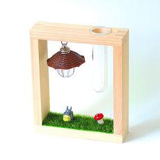 【Light+Bio】龍貓微景觀試管花器