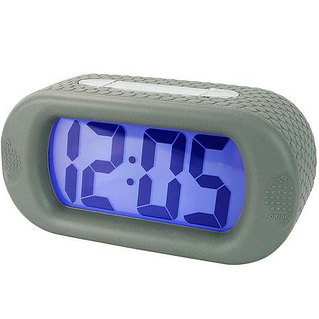 (特賣) NAKAY大型液晶時尚聰明感應多功能背光電子鐘(NCL-55)