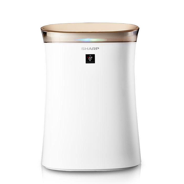 (結帳驚喜價) SHARP夏普12.1坪自動除菌離子空氣清淨機FU-G50T-W(清淨機特賣)