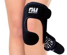 NU 鈦鍺能量可調式護膝(未滅菌)-特賣