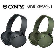 SONY MDR-XB950N1 無線降噪耳罩式藍牙耳機黑色