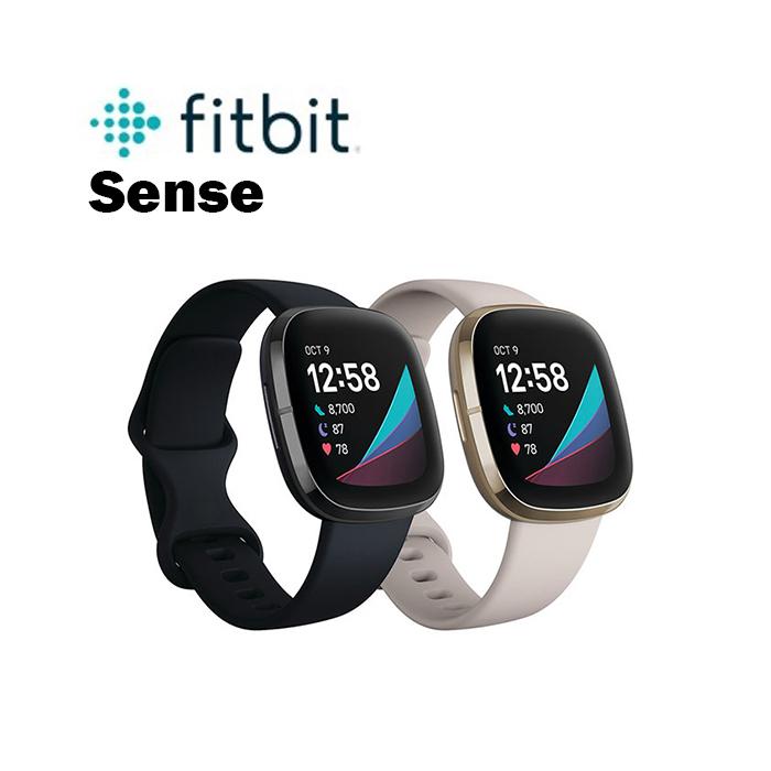 FITBIT SENSE 進階健康智慧手錶黑色