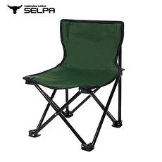 【韓國SELPA】戶外折疊靠背椅 (綠)