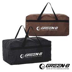 【韓國GREEN-B】 100L大容量戶外露營裝備收納包 旅行袋 雙色任選/露營/旅行袋/收納袋