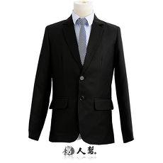 【男人幫】C5305*韓版修身顯瘦【時尚潮流雙釦設計款西裝外套】獨特韓版紳士雅痞款