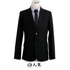 【男人幫】都市著用條紋窄版西裝外套(C5309)  本款極簡風格設計!