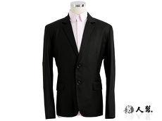 【男人幫】經典都市熟男美學窄版兩扣素面西裝外套(C5317)