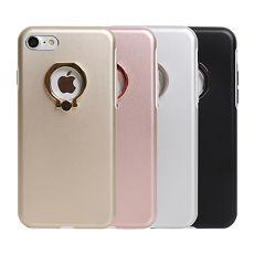 【Myshell】Apple iPhone7 4.7 多功能鋁合金指環支架保護殼