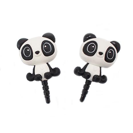 CASEPAR HAPPY PLAYGROUND 超可愛俏皮熊貓PANDA耳機塞