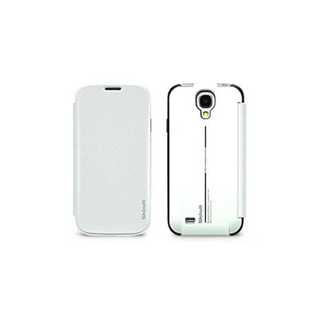 ZENUS&WALNUTT SAMSUNG S4 多功能站立皮套 白色