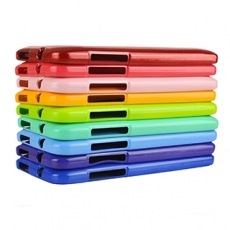 MERCURY Apple iPhone5/5S 珠光亮面矽膠套