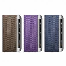 ZENUS SAMSUNG GALAXY S6 Edge 金屬風範 書本式皮套