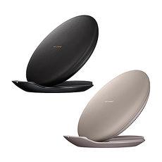 SAMSUNG 原廠折疊式無線閃充充電座_適用S8/S8+ (盒裝)棕色
