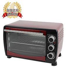【福利品】尚朋堂 19L電烤箱SO-9119FW