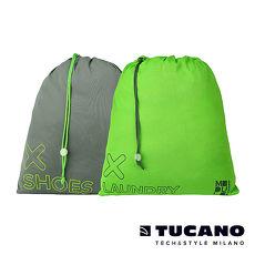 TUCANO Modulo 旅行收納整理袋2入組