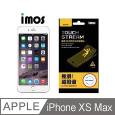 iMOS Apple iPhone Xs Max (6.5吋) 電競霧面 螢幕保護貼 (正面)