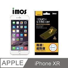 iMOS Apple iPhone XR (6.1吋) 電競霧面 螢幕保護貼 (正面)