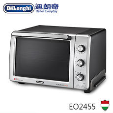 義大利 DeLonghi迪朗奇24公升旋風式烤箱 EO2455