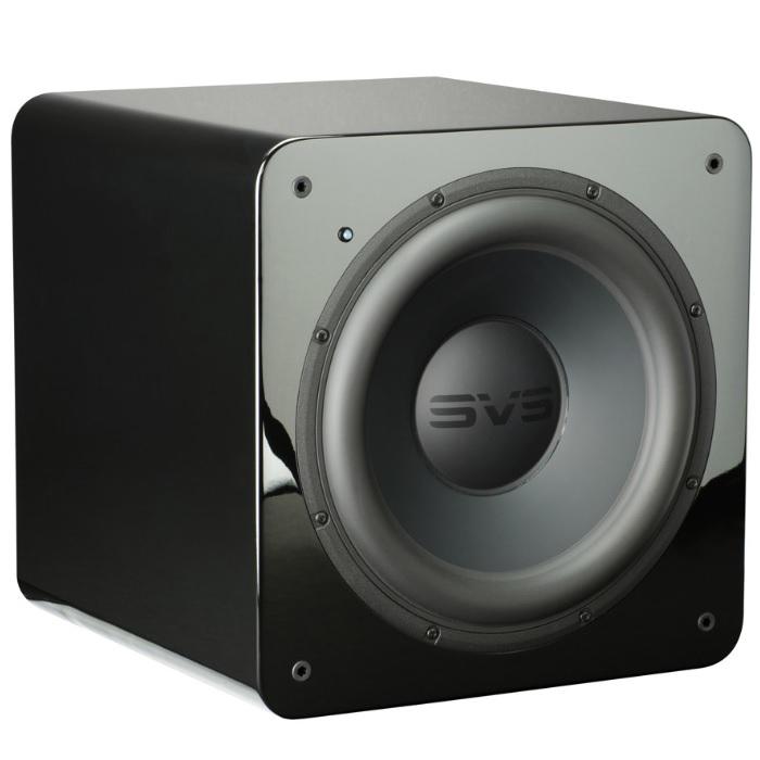 SVS SB-2000 重低音喇叭 打造當今最高標準的喇叭 (黑鋼烤)