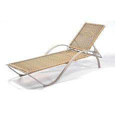 鋁合金藤躺椅