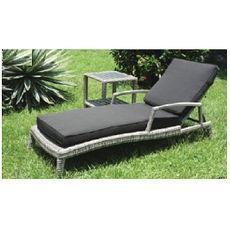鋁合金躺椅組(一桌一椅)