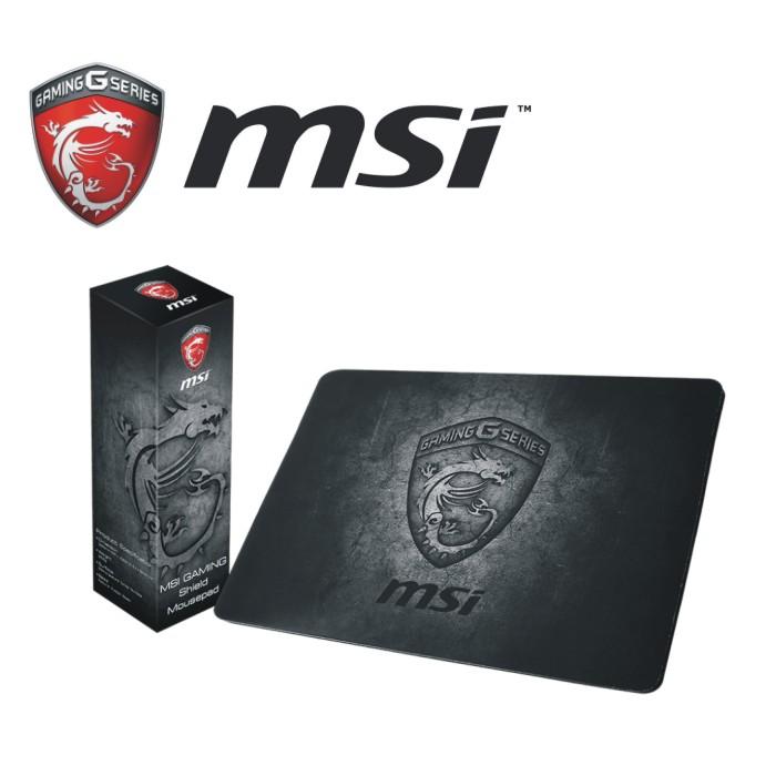 (1212)微星電競滑鼠墊 MSI GAMING Shield Mouse pad
