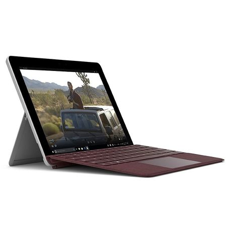 Microsoft Surface Go P4415Y/4G/64G/W10P 含Alcantara鍵盤 三色任選 商務機種鈷藍鍵盤