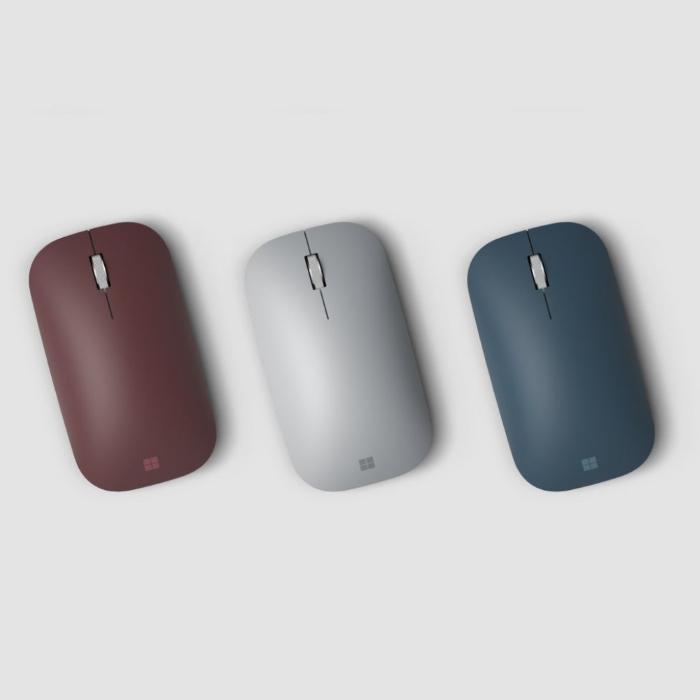 Surface Mobile藍芽滑鼠白金