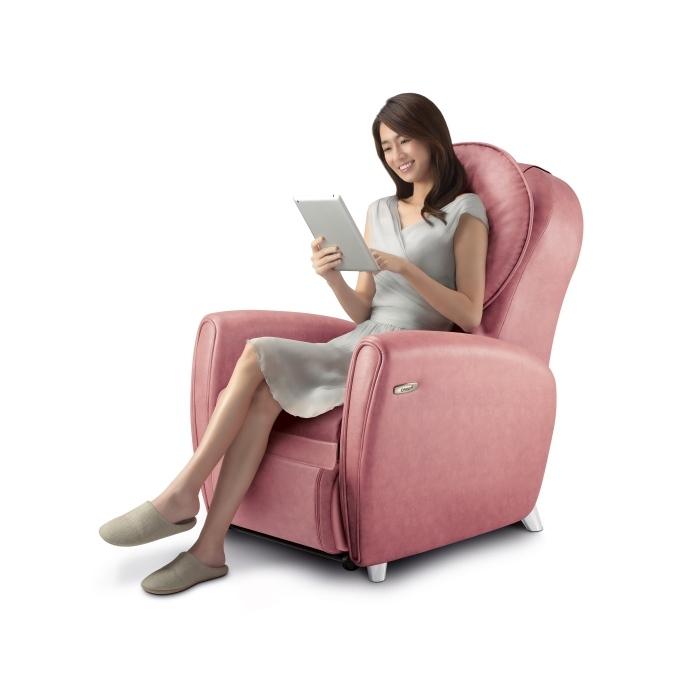 OSIM OS-875 uDiva2 8變小天后 (全身按摩椅) -粉紅色款