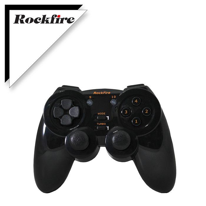 Rockfire 格拉墨PC/PS3兩用遊戲手把QF-108UVS(小手專用)