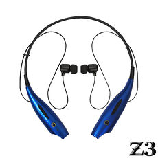 【長江】NAMO Z4耳掛式立體聲運動藍牙耳機紅色