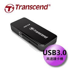 Transcend 創見 F5 USB3.0 讀卡機 RDF5