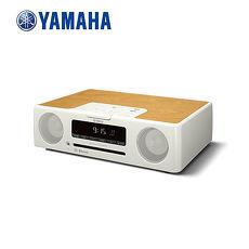 YAMAHA 山葉 桌上型音響 TSX-B235 CD.藍芽.USB 床頭音響白色