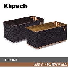 美國 Klipsch 古力奇 藍芽 喇叭 THE ONE 公司貨