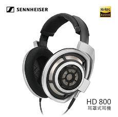 SENNHEISER 聲海 HD800 全罩式高傳真立體耳機 公司貨