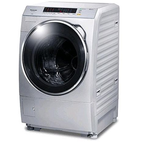 Panasoni c國際牌 16KG ECO變頻滾筒洗衣機 NA-V178DW/L(炫亮銀)