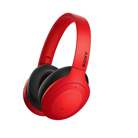 SONY 索尼 WH-H910N 藍芽 無線耳罩式耳機 公司貨橙色