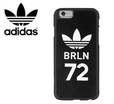adidas Originals 4.7吋 iPhone 6/6S BRLN72 復古 皮質保護殼