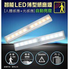 aibo 人體感應 智能LED磁吸式薄型迷你感應燈電池式